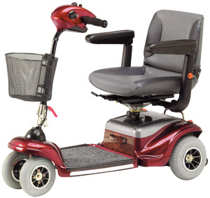 Peace Of Mind Servicing - Mobility Scooters and Wheelchairs